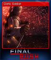 Final Rush Card 6