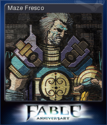 Fable Anniversary Card 4