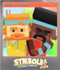 Stikbold! A Dodgeball Adventure Foil 7