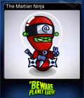 Beware Planet Earth Card 1