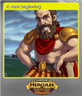 12 Labours of Hercules IV Mother Nature Foil 7