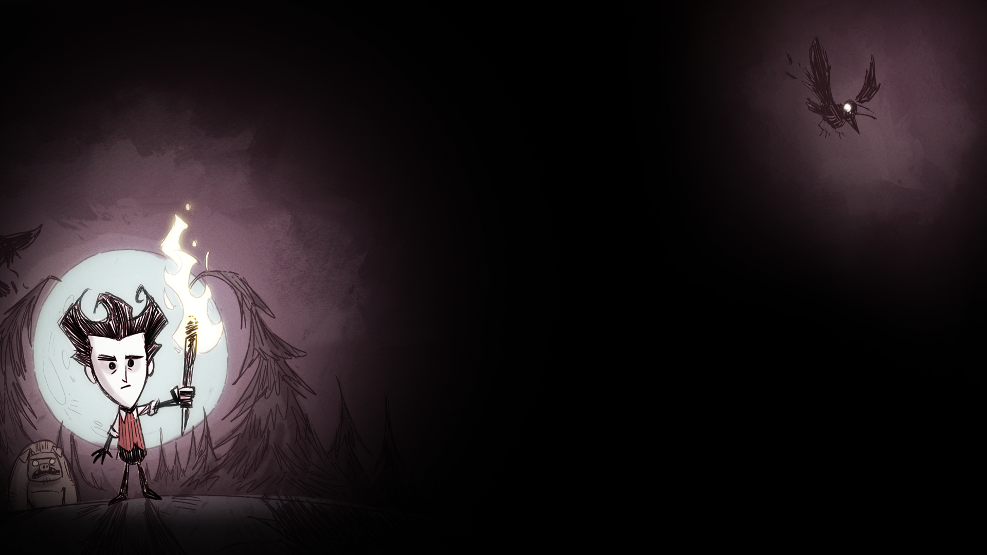Don't Starve Background Sure Beats Darkness.png