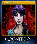 Cognition An Erica Reed Thriller Card 1