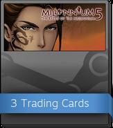 Millennium 5 - The Battle of the Millennium Booster Pack