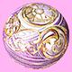 Bayonetta badge foil