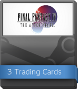 FINAL FANTASY IV THE AFTER YEARS Booster Pack