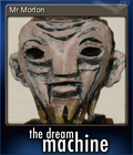 The Dream Machine Chapter 1 & 2 Card 1
