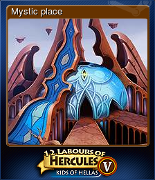 12 Labours of Hercules V: Kids of Hellas - Mystic place