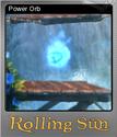 Rolling Sun Foil 5