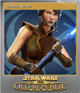 STAR WARS The Old Republic Foil 8