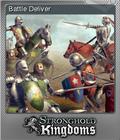Stronghold Kingdoms Foil 1