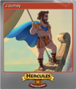 12 Labours of Hercules II The Cretan Bull Foil 4