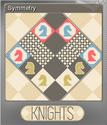 KNIGHTS Foil 4