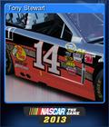 NASCAR the Game 2013 Card 3