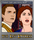 The Last Express Gold Edition Foil 3