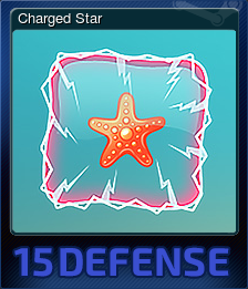 15 Defense - Charged Star