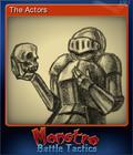 Monstro Battle Tactics Card 5