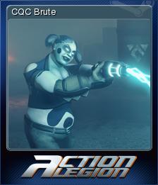 Action Legion - CQC Brute