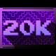 Steam Games Badge 20000
