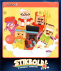 Stikbold! A Dodgeball Adventure Card 8