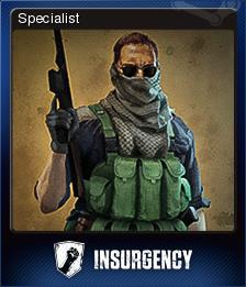 Insurgency - Specialist