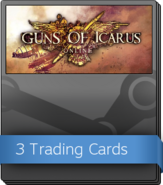 Guns of Icarus Online Booster Pack