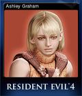 Resident Evil 4 Card 2