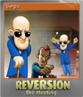 Reversion - The Meeting Foil 3