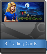 9 Clues The Secret of Serpent Creek Booster Pack