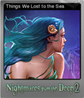 Nightmares from the Deep 2 The Siren's Call Foil 5