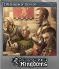 Stronghold Kingdoms Foil 2