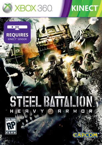 Steel Battalion Heavy Armor Steel Battalion Wiki Fandom