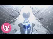 「Steins;Gate」 Opening (N4- PS3) 「Hisenkei Jeniakku」 《 Waifu2x - 4K 》