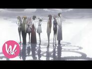 「Steins;Gate」 Opening (N5- Anime) 「Hacking to the Gate」 《 Waifu2x - 4K 》