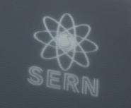 SERN's logo