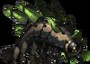 Synthetic dawn portrait plantoid