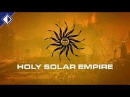 Holy Solar Empire Pilot - Stellaris Invicta Season 2