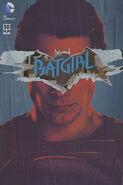 Batgirl 50B cover
