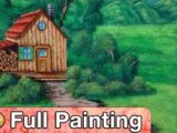 """Stardew Valley - """"Cabin by the Lake"""""""
