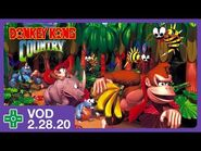 Donkey Kong Country - VOD 2.28