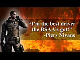 BSAA's Best Driver!