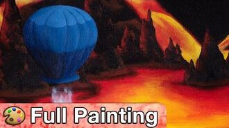 """Donkey_Kong_Country_2_-_""""Red_Hot_Ride""""_Painting_(Full_Version)"""