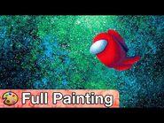 "Among Us - ""Skeld"" Painting (Full Version)"