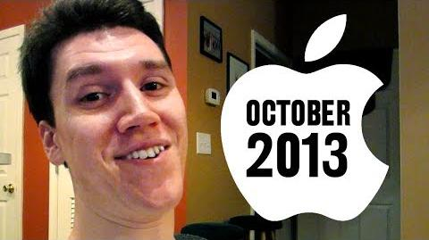Apple Event (October 2013) (Day 1428 - 10/22/13)