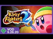 Kirby Fighters 2 - VOD 9.26