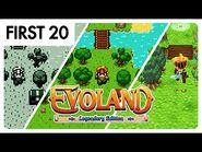 FIRST20 - Evoland