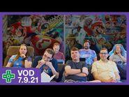 Stephen & Friends LIVE- Mario Kart & Smash - VOD 7.9