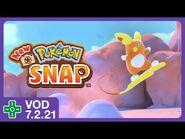 New Pokémon Snap -3 - VOD 7.2