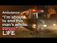 Hit By Ambulance