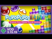 Puyo Puyo Tetris - Stephen VS. Mal - VOD 3.15